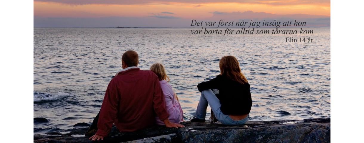 Familj och sorg är stödgrupper för föräldrar, barn och ungdomar som förlorat en familjemedlem. Verksamhet i Umeå med upptagningsområdet Västerbotten.